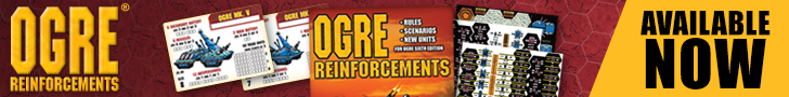 Banner link to Ogre Reinforcements Available Now!