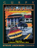 GURPS Classic: Autoduel – Cover