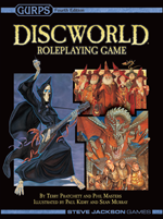 GURPS Discworld Roleplaying Game
