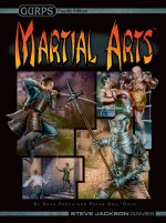 GURPS Martial Arts – Cover