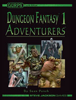 GURPS Dungeon Fantasy 17: Guilds – Cover