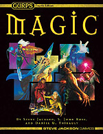 GURPS Magic – Cover
