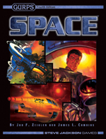 GURPS Space, Third Edition
