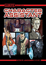 GURPS Character Assistant Update Page – Cover