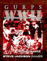 GURPS WWII: Weird War II – Cover
