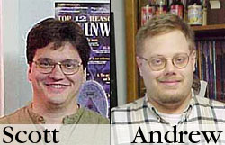 Scott Vanya and Andrew Hackard