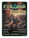 Pyramid #3/108: Dungeon Fantasy Roleplaying Game III (October 2017)